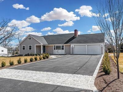 Norwalk Single Family Home For Sale: 12 Marvin Street