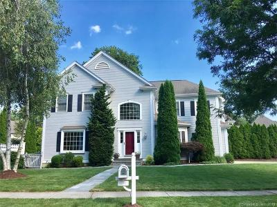 Fairfield County Single Family Home For Sale: 180 Mailands Road