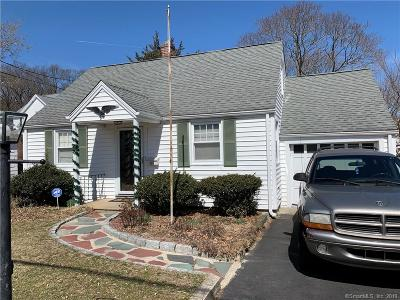 Norwalk Single Family Home For Sale: 30 Harris Street