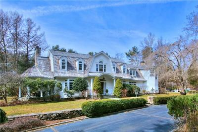 Westport Single Family Home For Sale: 87 Easton Road