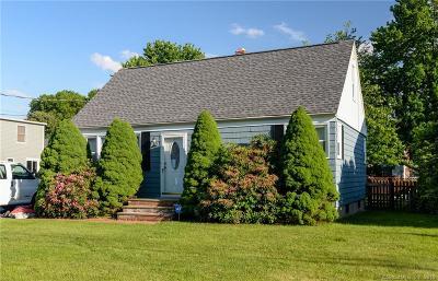 Bridgeport Single Family Home For Sale: 33 Richfield Road