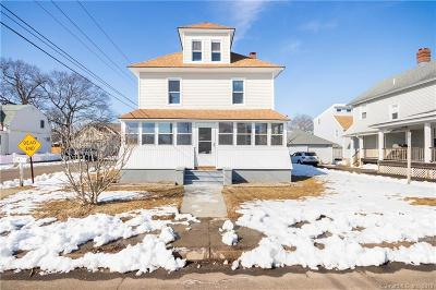 East Haven Single Family Home For Sale: 57 Cosey Beach Avenue