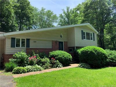 Norwalk Single Family Home For Sale: 22 Lancaster Drive