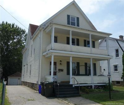 New London Multi Family Home For Sale: 24 Pleasant Street