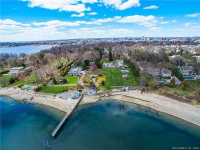 Stamford Single Family Home For Sale: Wallacks Point