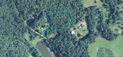 Residential Lots & Land For Sale: Nonnewaug Road