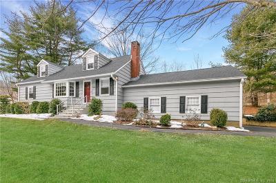 Shelton Single Family Home For Sale: 235 Huntington Street