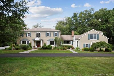 Wilton Single Family Home For Sale: 11 Fox Run