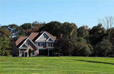 Wilton Single Family Home For Sale: 127 Skunk Lane