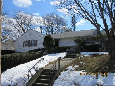 New Haven Single Family Home For Sale: 14 Pine Rock Road