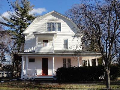 Cheshire Multi Family Home For Sale: 446 Maple Avenue
