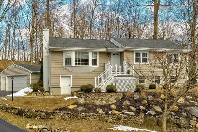 Ridgefield Single Family Home For Sale: 34 Old Sib Road