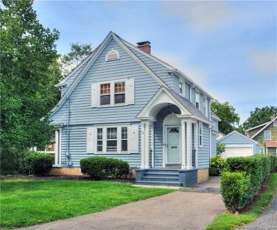 Fairfield Single Family Home For Sale: 128 Clinton Street