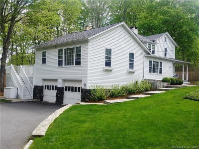 Wilton Single Family Home For Sale: 35 Cedar Road