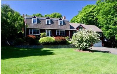 Wallingford CT Single Family Home For Sale: $498,000