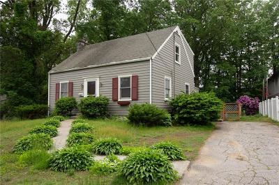 Waterbury Single Family Home For Sale: 99 Joy Road