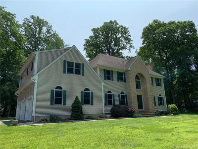New Haven County Single Family Home For Sale: 163 Riggs Road