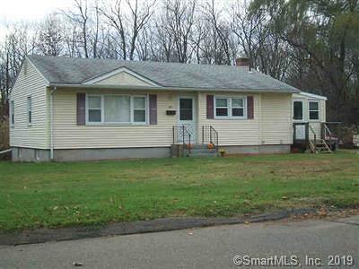 Newington Single Family Home For Sale: 49 Kimberley Road