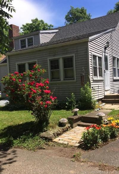 Groton Single Family Home For Sale: 47 Hillside Road