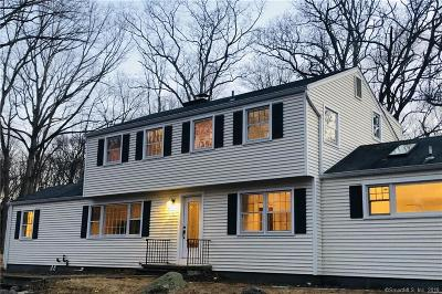 Weston Single Family Home For Sale: 24 Birch Hill Road