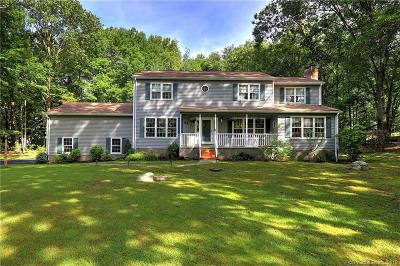 Monroe Single Family Home For Sale: 52 Field Rock Road