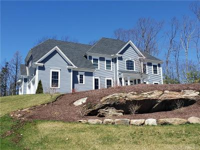 Burlington Single Family Home For Sale: 33 W Ledge