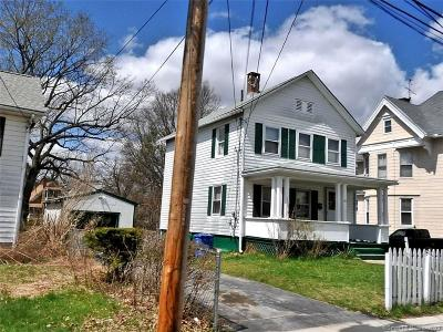 Meriden Single Family Home For Sale: 45 North First Street