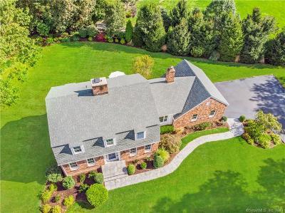 Stamford Single Family Home For Sale: 317 Thornridge Drive