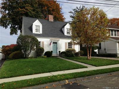 Fairfield County Single Family Home For Sale: 8 Pershing Street
