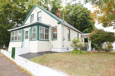 New Haven Single Family Home For Sale: 137 Eastern Street
