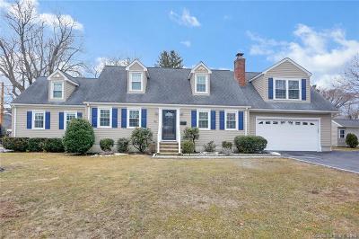 Fairfield Single Family Home For Sale: 40 Horace Court