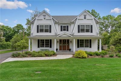 New Canaan Single Family Home For Sale: 386 White Oak Shade Road