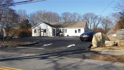 Waterford Commercial For Sale: 114 Dayton Road