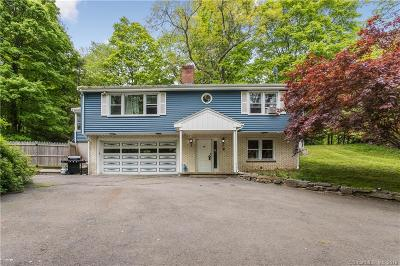 Wilton Single Family Home For Sale: 125 Mountain Road