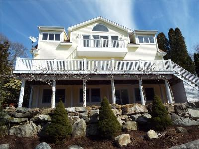 Stonington Single Family Home For Sale: 24 Williams Street