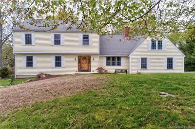 Woodbury CT Single Family Home For Sale: $465,000