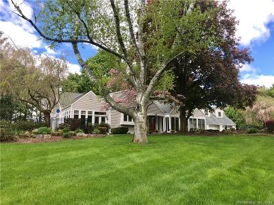 Cheshire Single Family Home For Sale: 245 Platt Lane