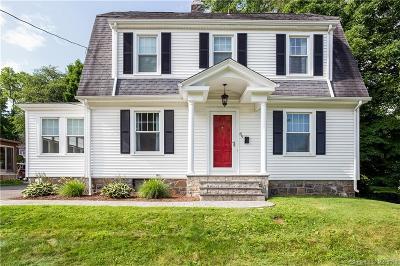 Hamden Single Family Home For Sale: 89 Santa Fe Avenue
