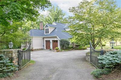 Fairfield Single Family Home For Sale: 535 Hoydens Hill Road