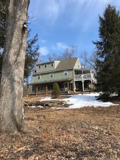 Thomaston Single Family Home For Sale: 79 Cedar Mountain Road