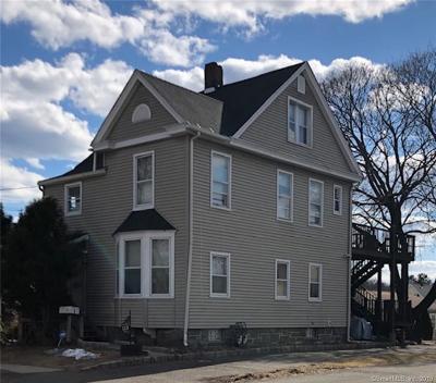 Bridgeport Multi Family Home For Sale: 113 Hillside Avenue