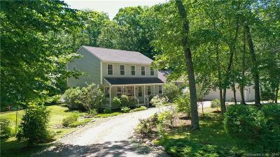 Windham County Single Family Home For Sale: 142d Gooseneck Hill Road