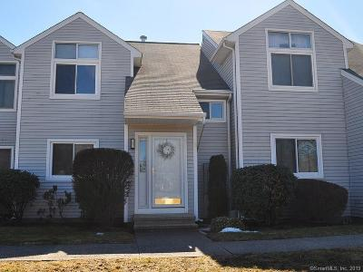 New Haven County Condo/Townhouse For Sale: 1 Daisy Drive #C