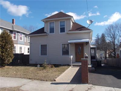 Waterbury Single Family Home For Sale: 37 Nelson Avenue