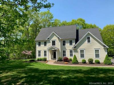Canton Single Family Home For Sale: 30 Crown Point