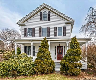 Madison Single Family Home For Sale: 109 Boston Post Road