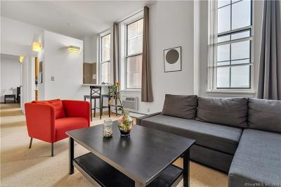 New Haven Condo/Townhouse For Sale: 116 Court Street #1101