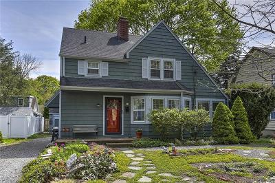 Fairfield Single Family Home For Sale: 38 Cranston Street