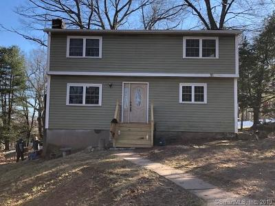 Meriden Single Family Home For Sale: 255 Amity Street