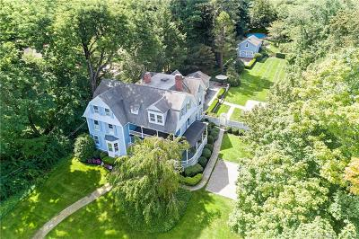 Ridgefield Single Family Home For Sale: 321 Main Street